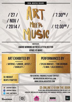 ART MEETS MUSIC