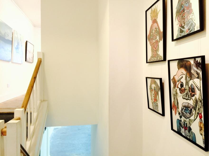 Espacio Gallery : London 01