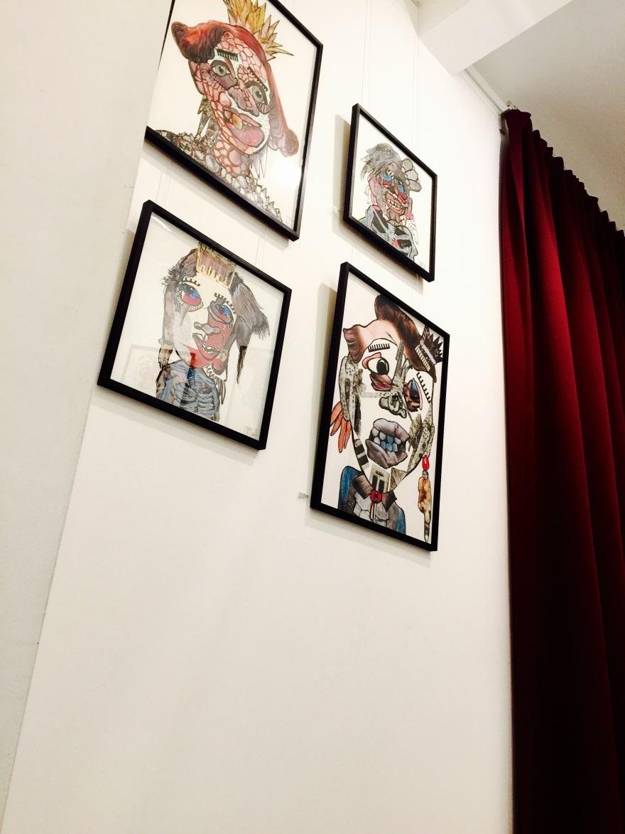 Espacio Gallery : London 02