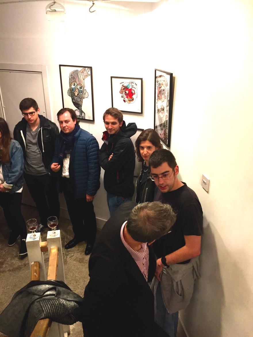 Espacio Gallery : London 03