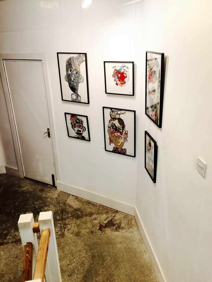 Espacio Gallery : London 14