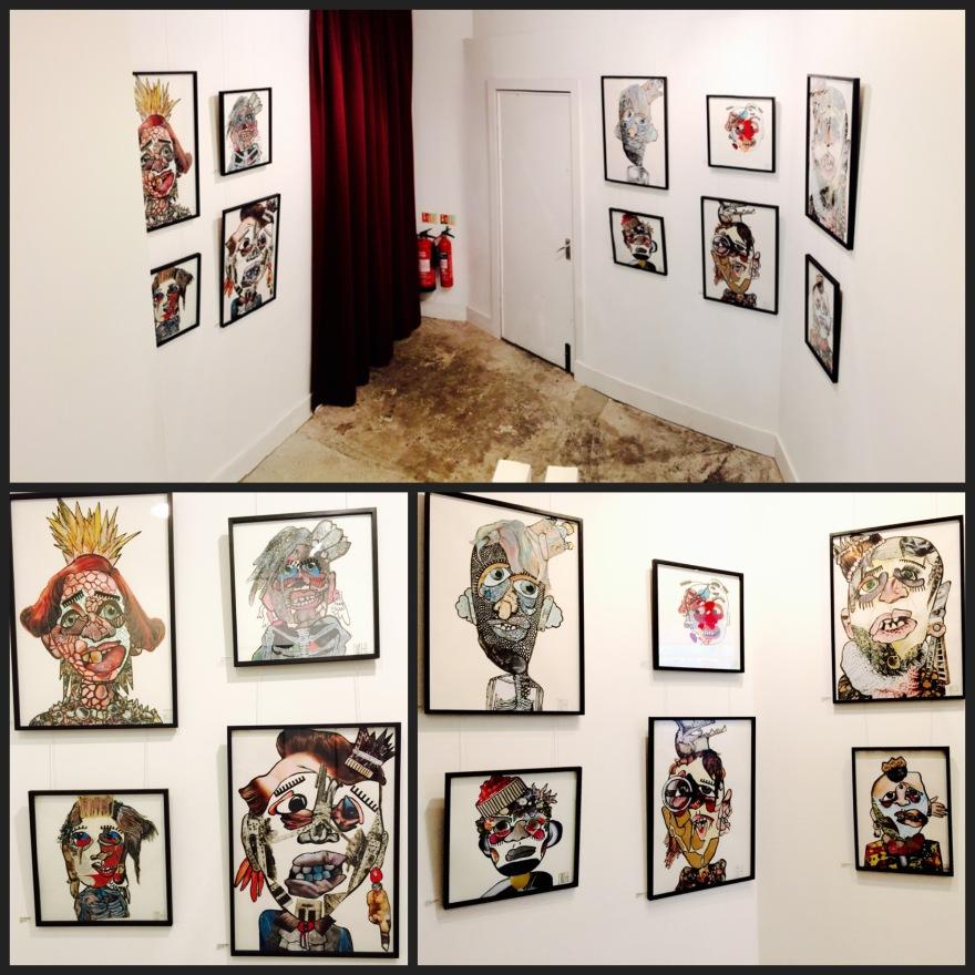 Espacio Gallery : London 15