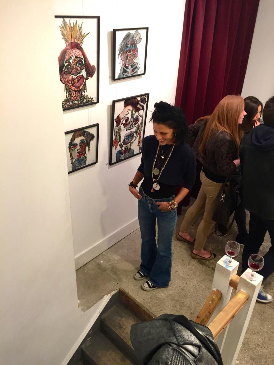 Espacio Gallery : London 16